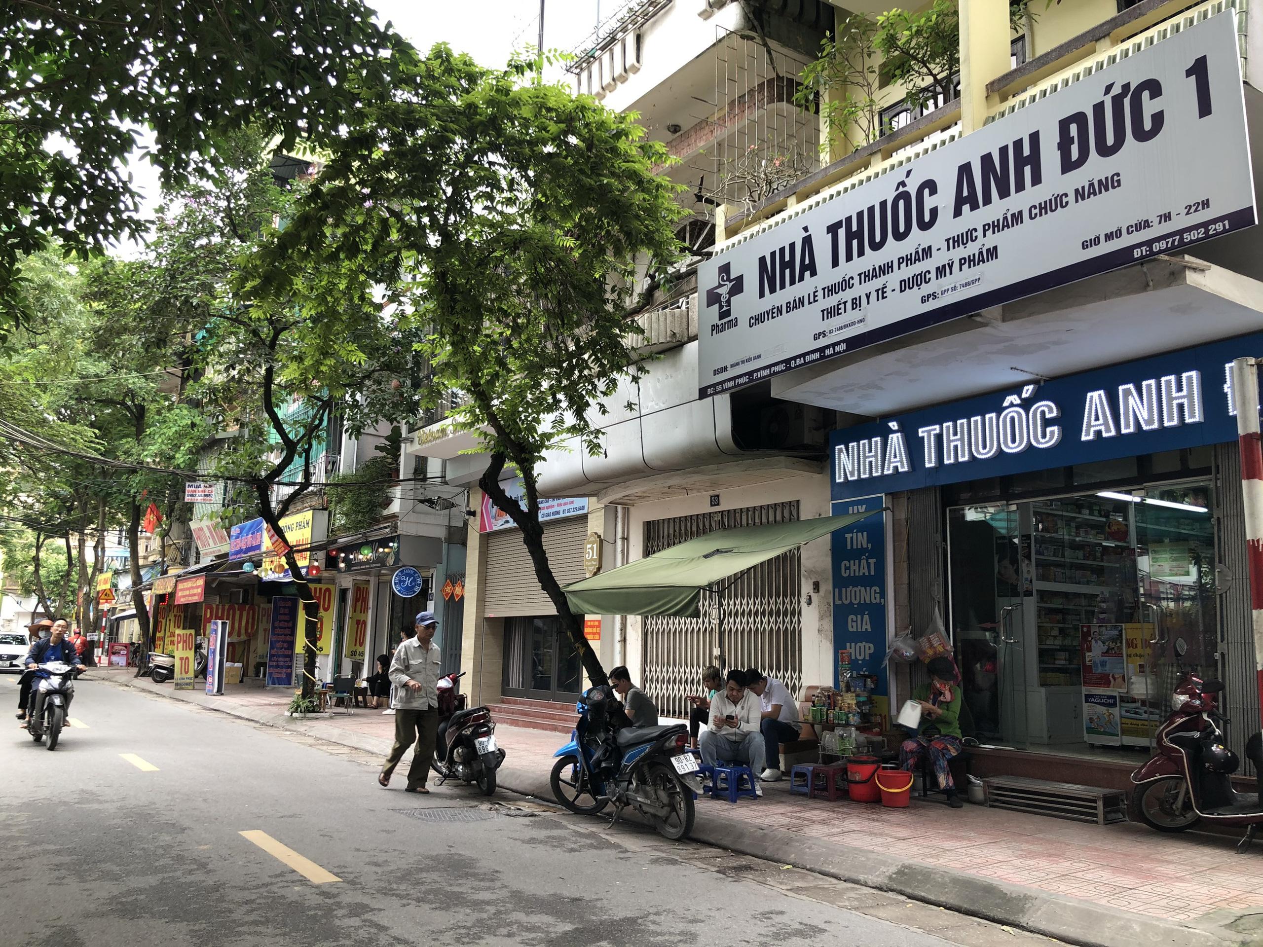 Những khu đất sắp thu hồi ở phường Vĩnh Phúc, quận Ba Đình (phần 2): Đường nối Đội Cấn - Vĩnh Phúc   - Ảnh 16.