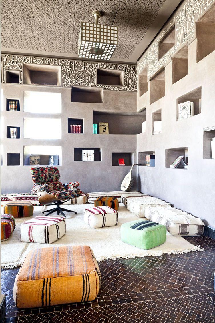 5 ý tưởng trang trí hốc âm tường phòng khách ấn tượng, đầy sáng tạo - Ảnh 2.