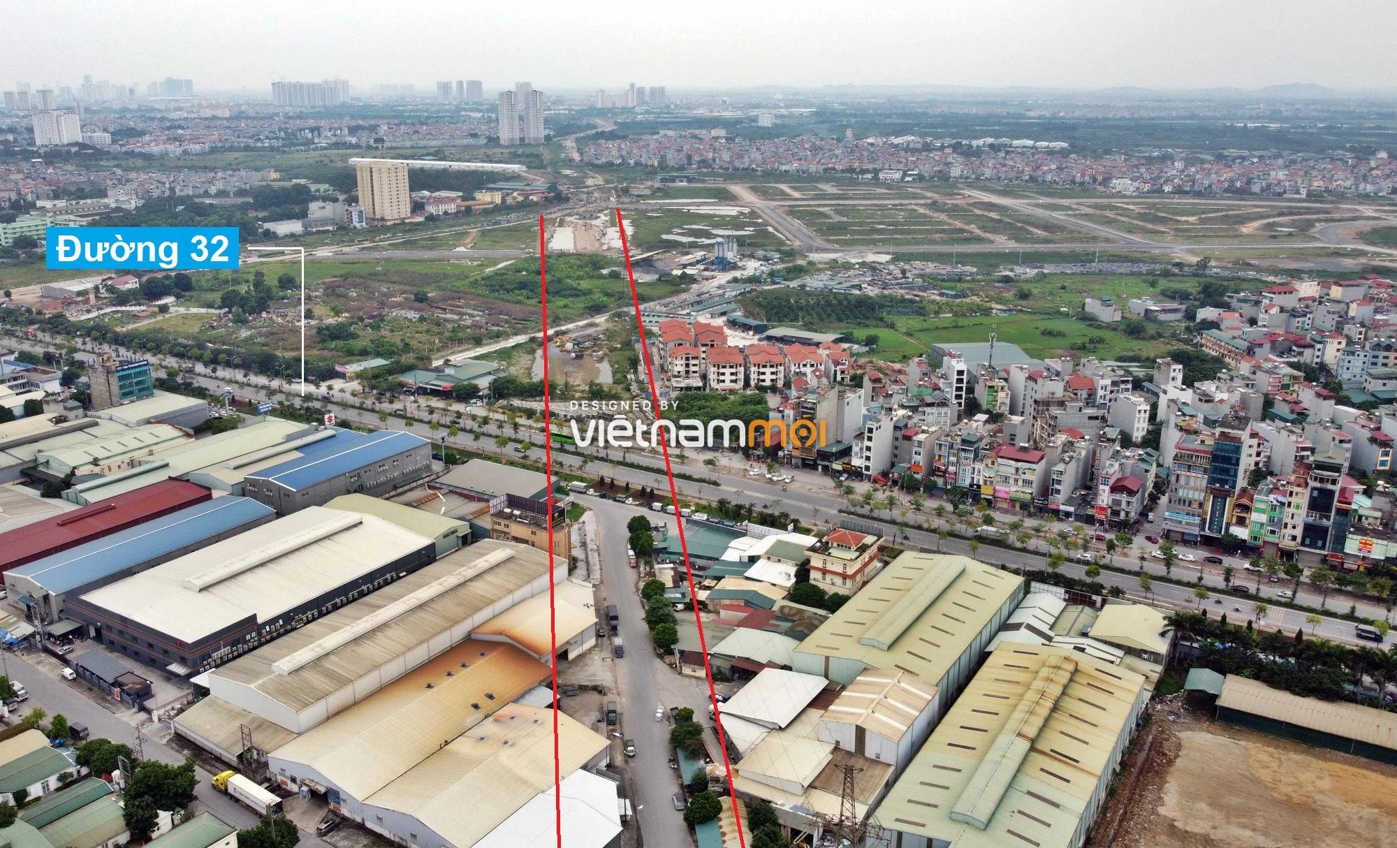 Đường Vành đai 3,5 sẽ mở theo quy hoạch qua quận Bắc Từ Liêm, Hà Nội - Ảnh 2.