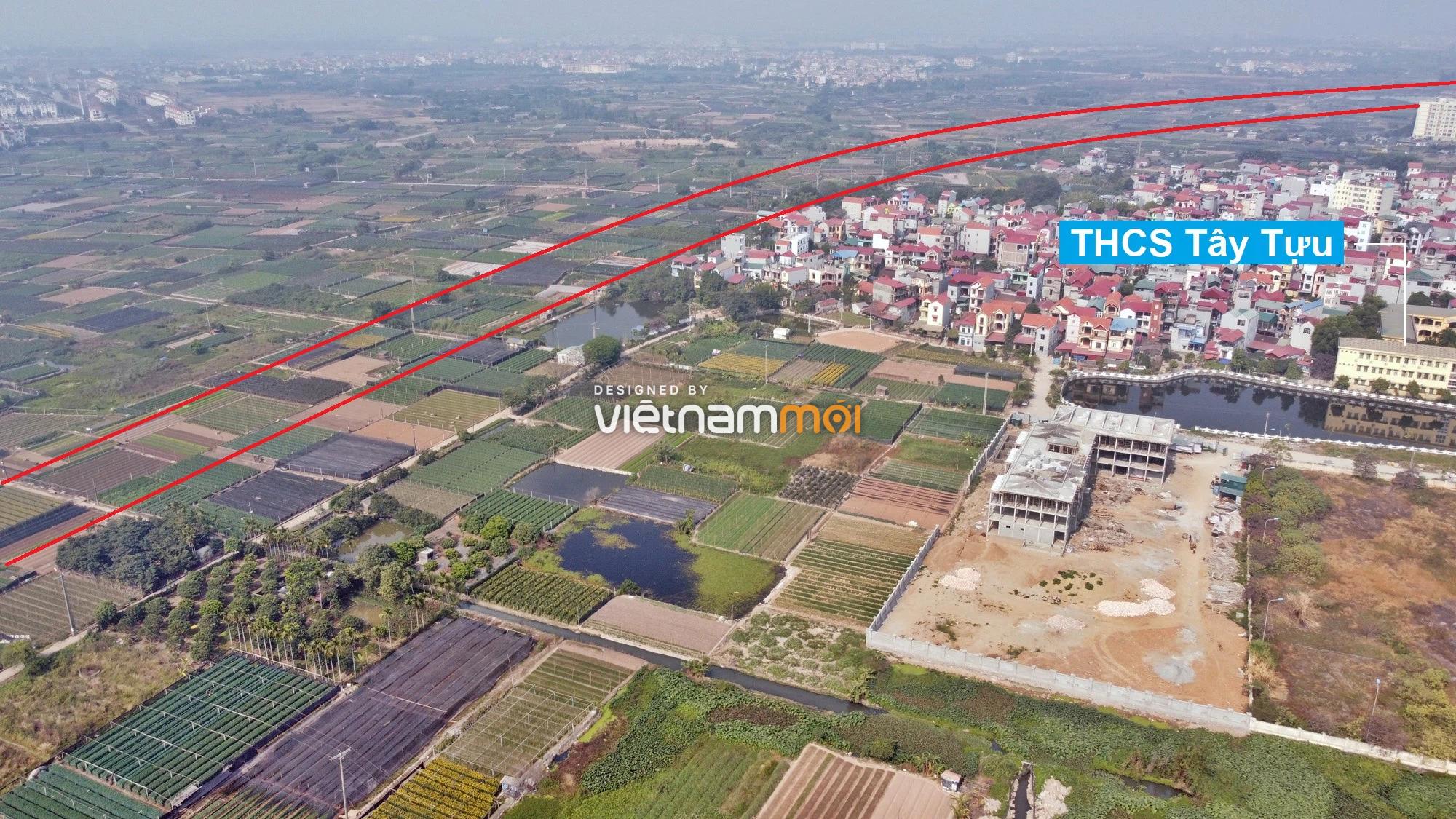 Đường Vành đai 3,5 sẽ mở theo quy hoạch qua quận Bắc Từ Liêm, Hà Nội - Ảnh 4.