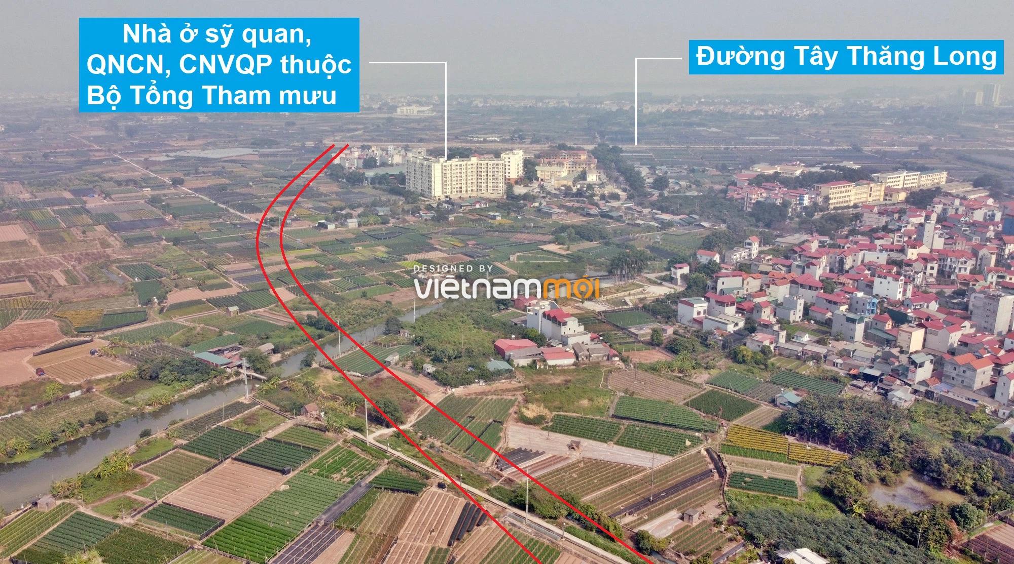 Đường Vành đai 3,5 sẽ mở theo quy hoạch qua quận Bắc Từ Liêm, Hà Nội - Ảnh 5.