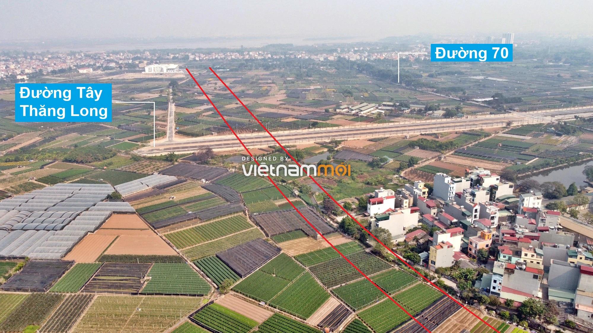 Đường Vành đai 3,5 sẽ mở theo quy hoạch qua quận Bắc Từ Liêm, Hà Nội - Ảnh 6.