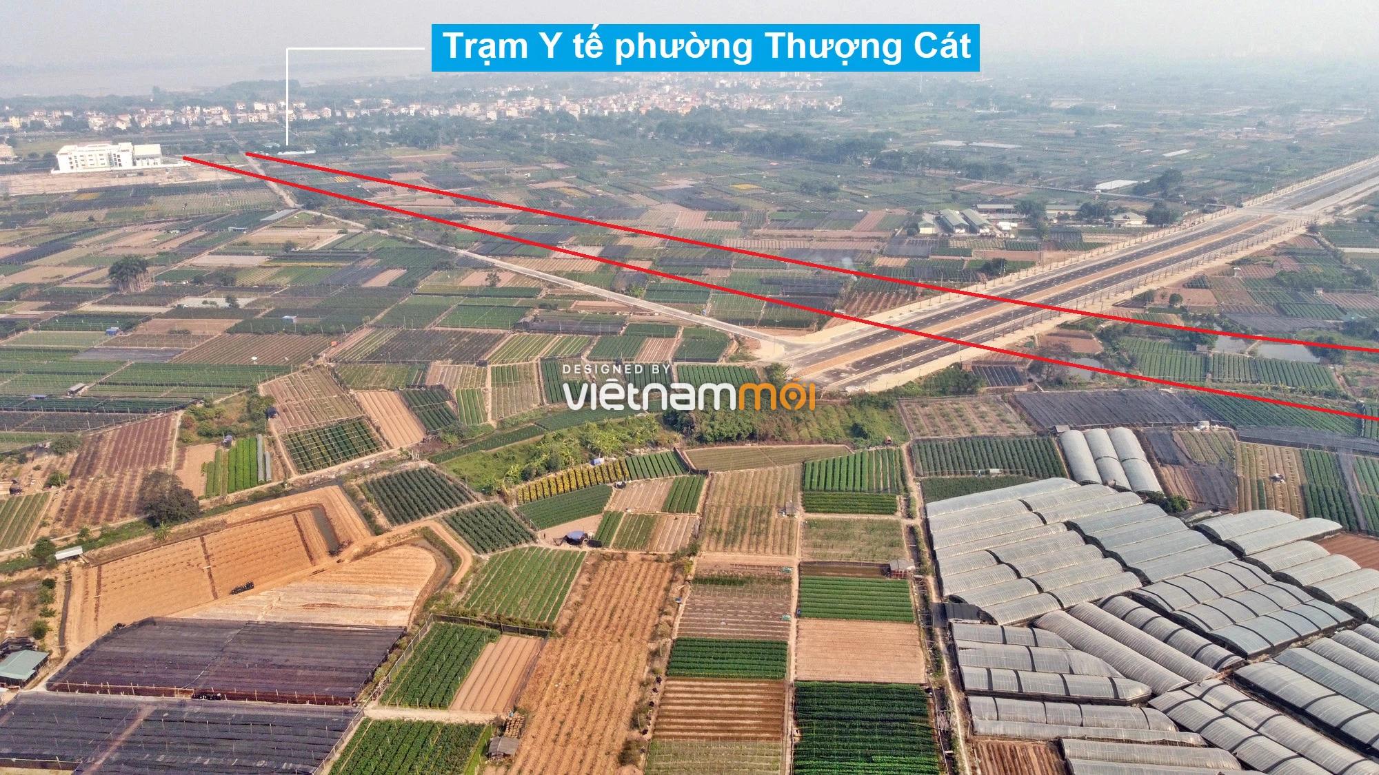 Đường Vành đai 3,5 sẽ mở theo quy hoạch qua quận Bắc Từ Liêm, Hà Nội - Ảnh 7.