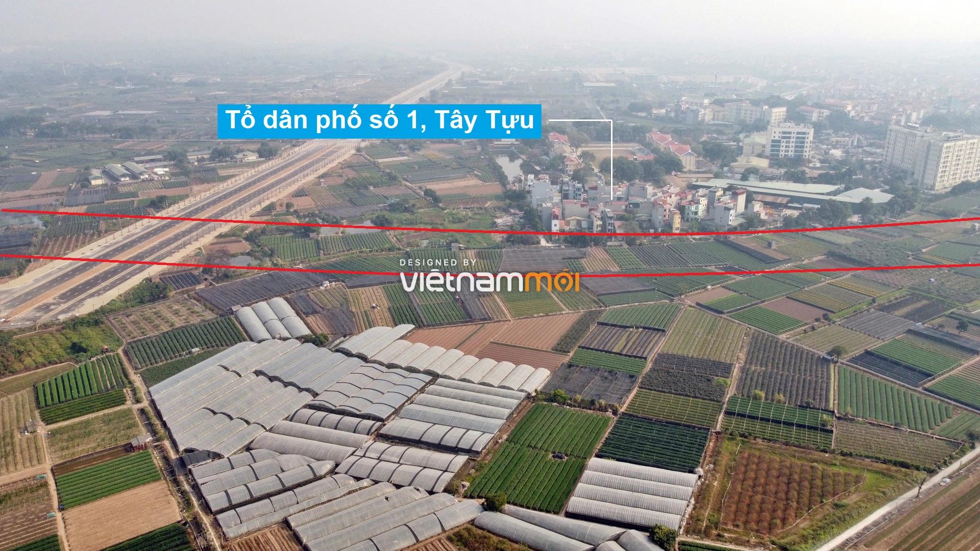 Đường Vành đai 3,5 sẽ mở theo quy hoạch qua quận Bắc Từ Liêm, Hà Nội - Ảnh 8.