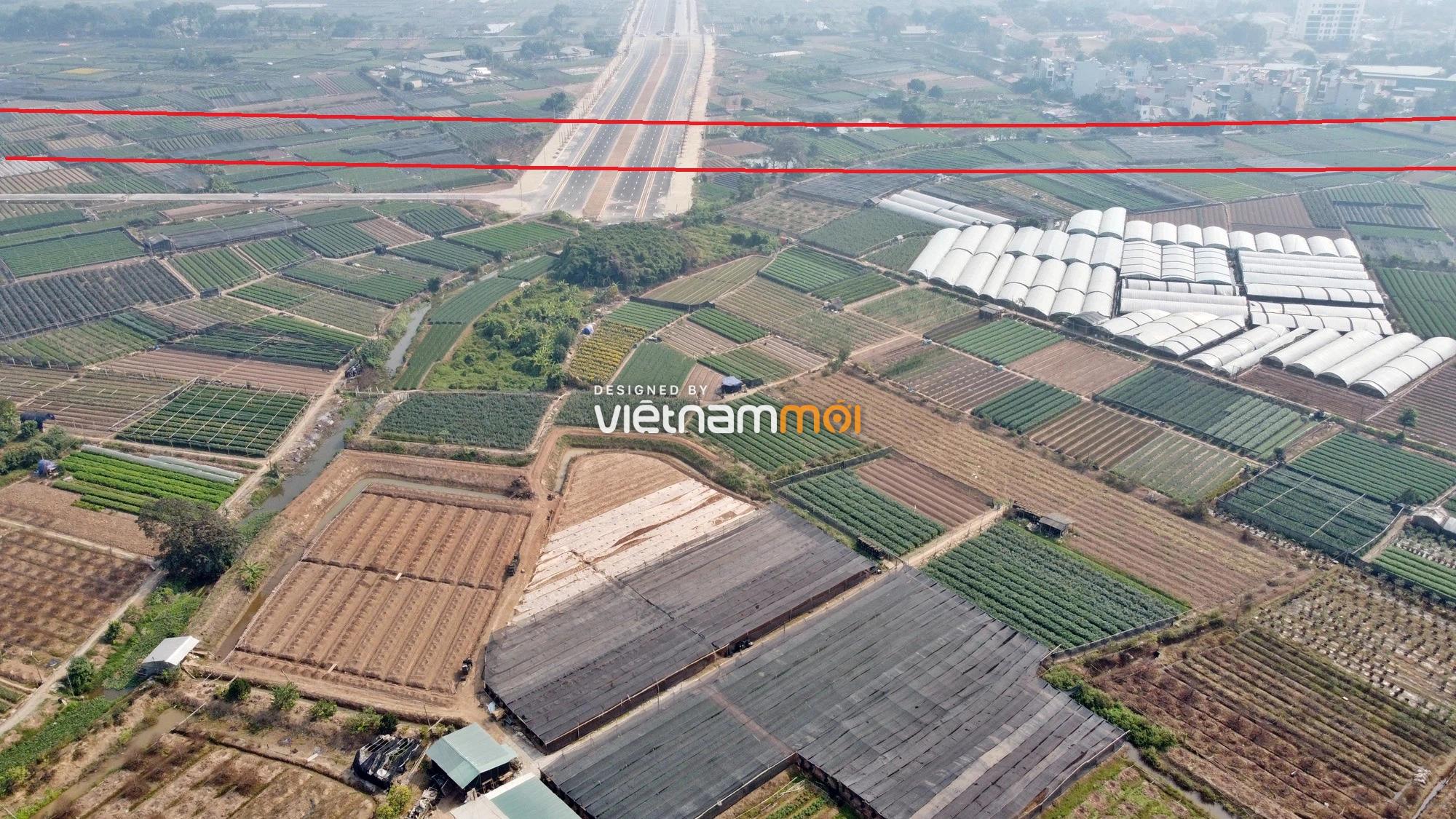Đường Vành đai 3,5 sẽ mở theo quy hoạch qua quận Bắc Từ Liêm, Hà Nội - Ảnh 9.
