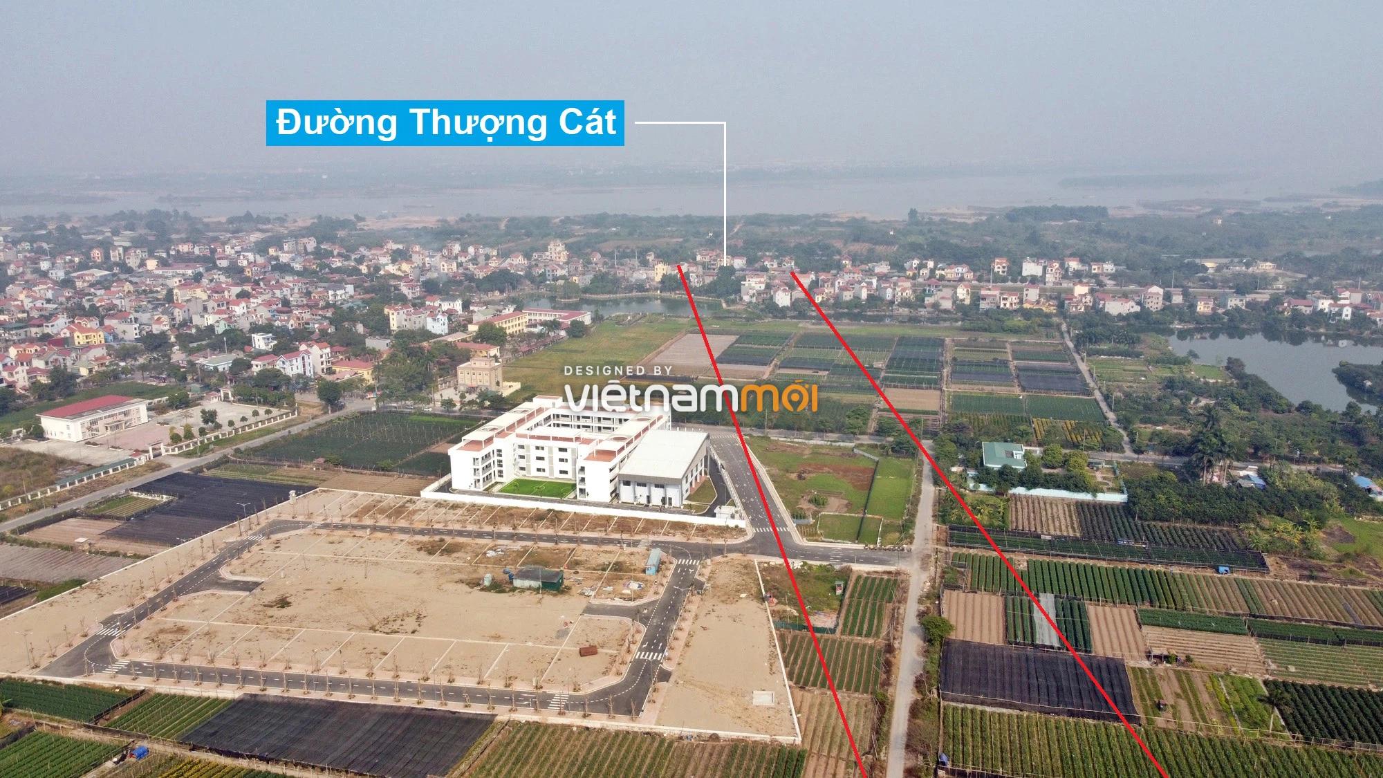 Đường Vành đai 3,5 sẽ mở theo quy hoạch qua quận Bắc Từ Liêm, Hà Nội - Ảnh 12.