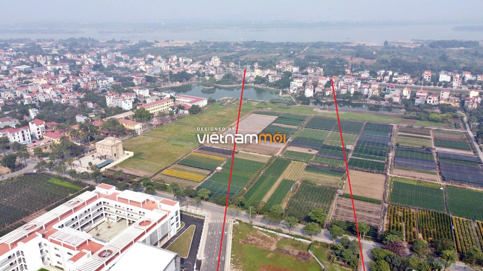 Đường Vành đai 3,5 sẽ mở theo quy hoạch qua quận Bắc Từ Liêm, Hà Nội - Ảnh 13.