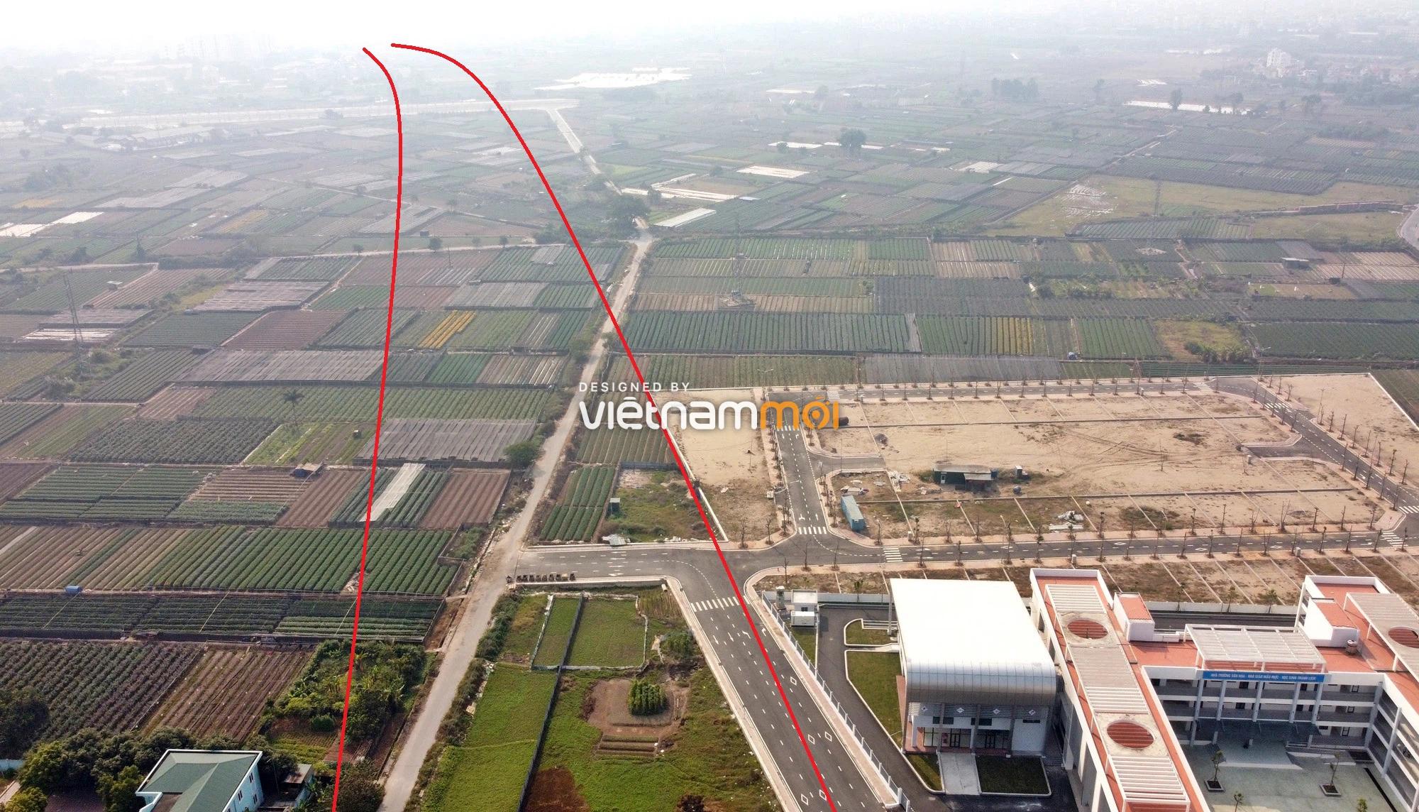 Đường Vành đai 3,5 sẽ mở theo quy hoạch qua quận Bắc Từ Liêm, Hà Nội - Ảnh 15.