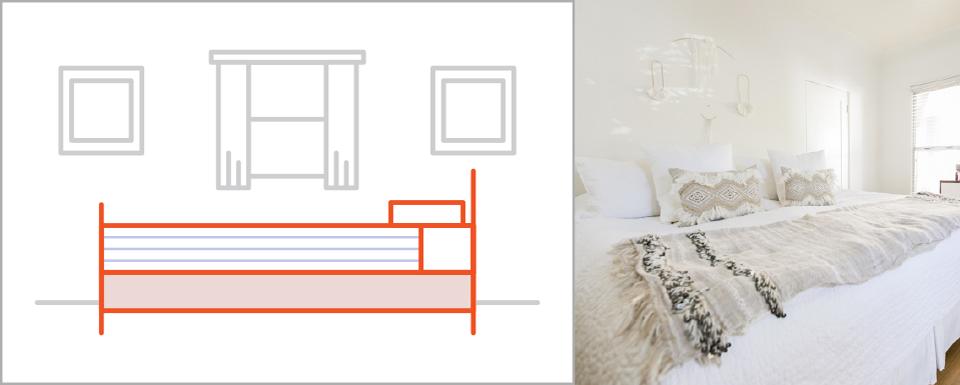 Bật mí những cách đơn giản để làm cho phòng ngủ rộng rãi hơn - Ảnh 19.