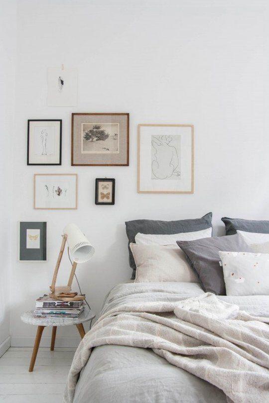 Bật mí những cách đơn giản để làm cho phòng ngủ rộng rãi hơn - Ảnh 12.