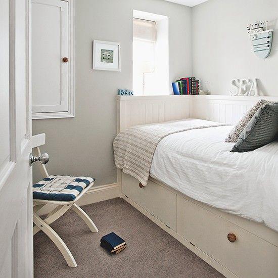 Bật mí những cách đơn giản để làm cho phòng ngủ rộng rãi hơn - Ảnh 6.