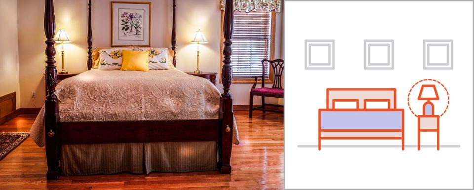 Bật mí những cách đơn giản để làm cho phòng ngủ rộng rãi hơn - Ảnh 15.