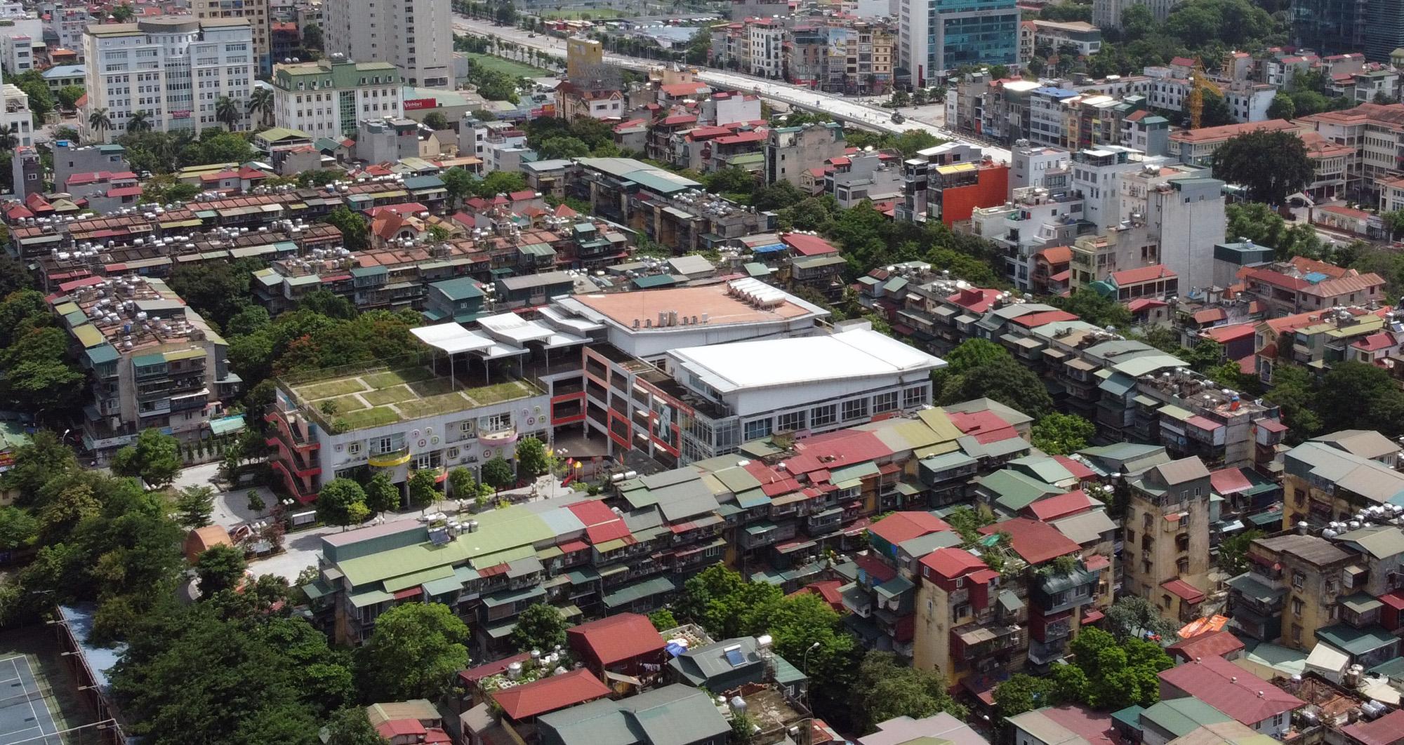Nghiên cứu khung cơ chế chính sách xây dựng lại chung cư cũ ở Hà Nội - Ảnh 2.
