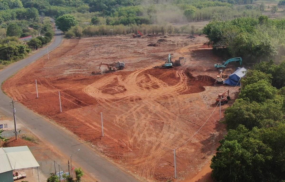 Bộ TN-MT tập trung nguồn lực triển khai tổng kết thi hành Luật Đất đai - Ảnh 1.