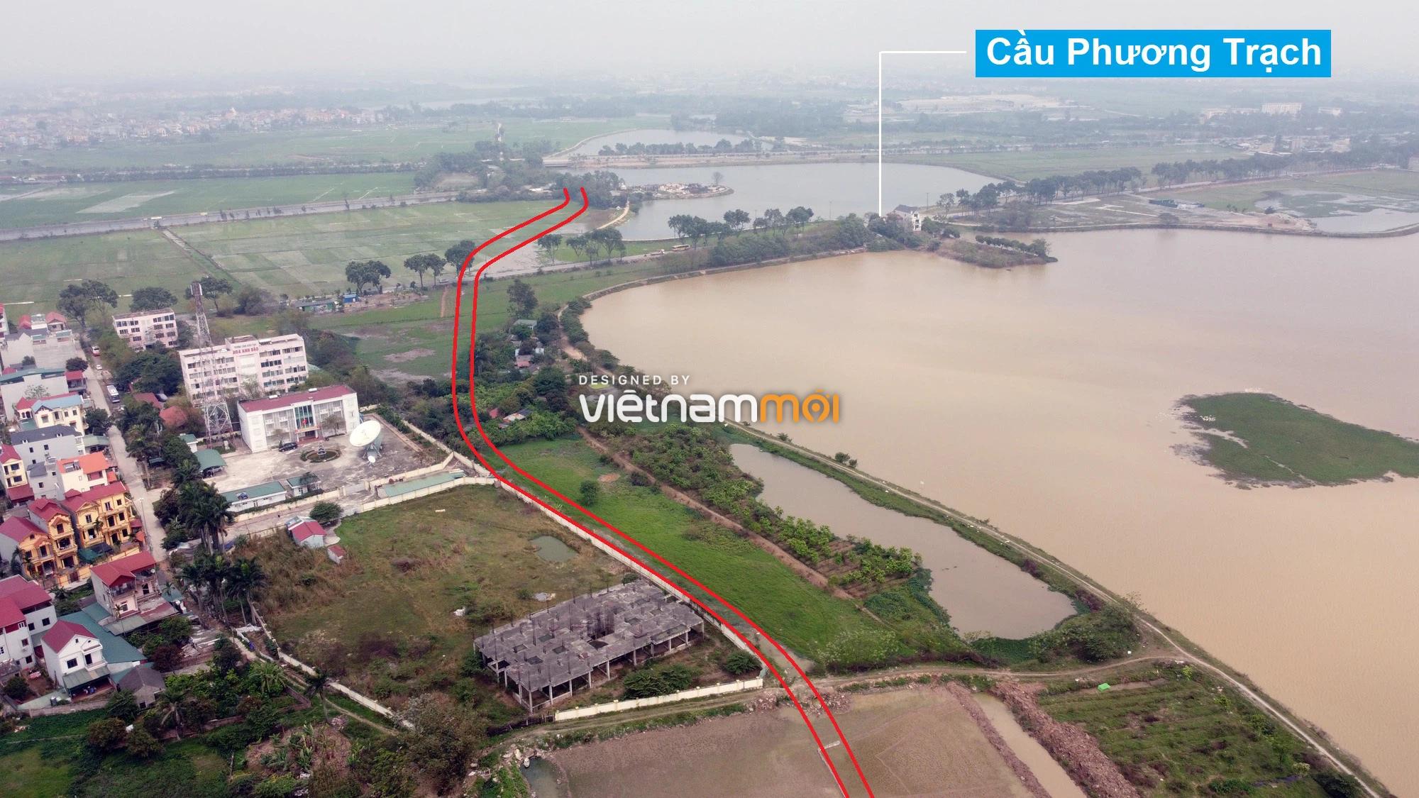 Đường sẽ mở theo quy hoạch ở xã Hải Bối, Đông Anh, Hà Nội (phần 5) - Ảnh 4.