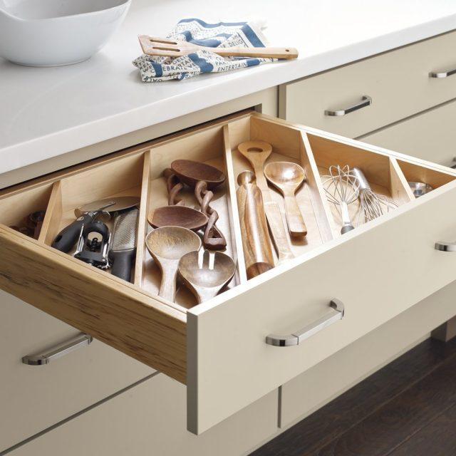 Mách bạn 5 cách sắp xếp nhà bếp gọn gàng và sạch sẽ - Ảnh 4.