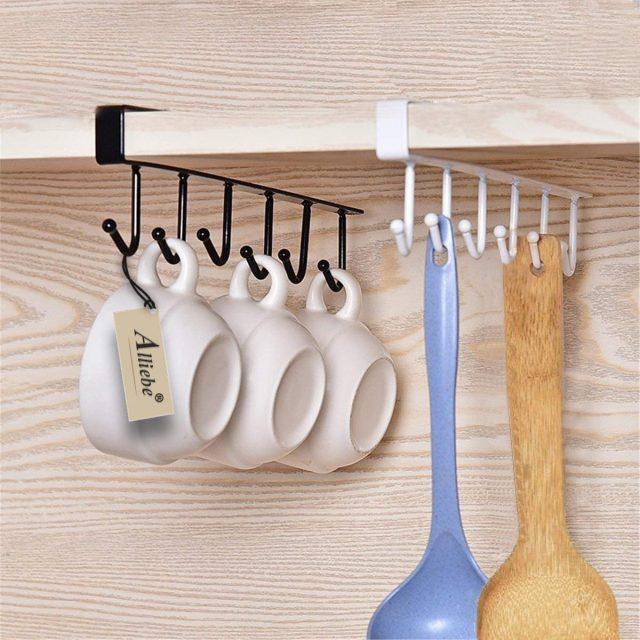 Mách bạn 5 cách sắp xếp nhà bếp gọn gàng và sạch sẽ - Ảnh 6.