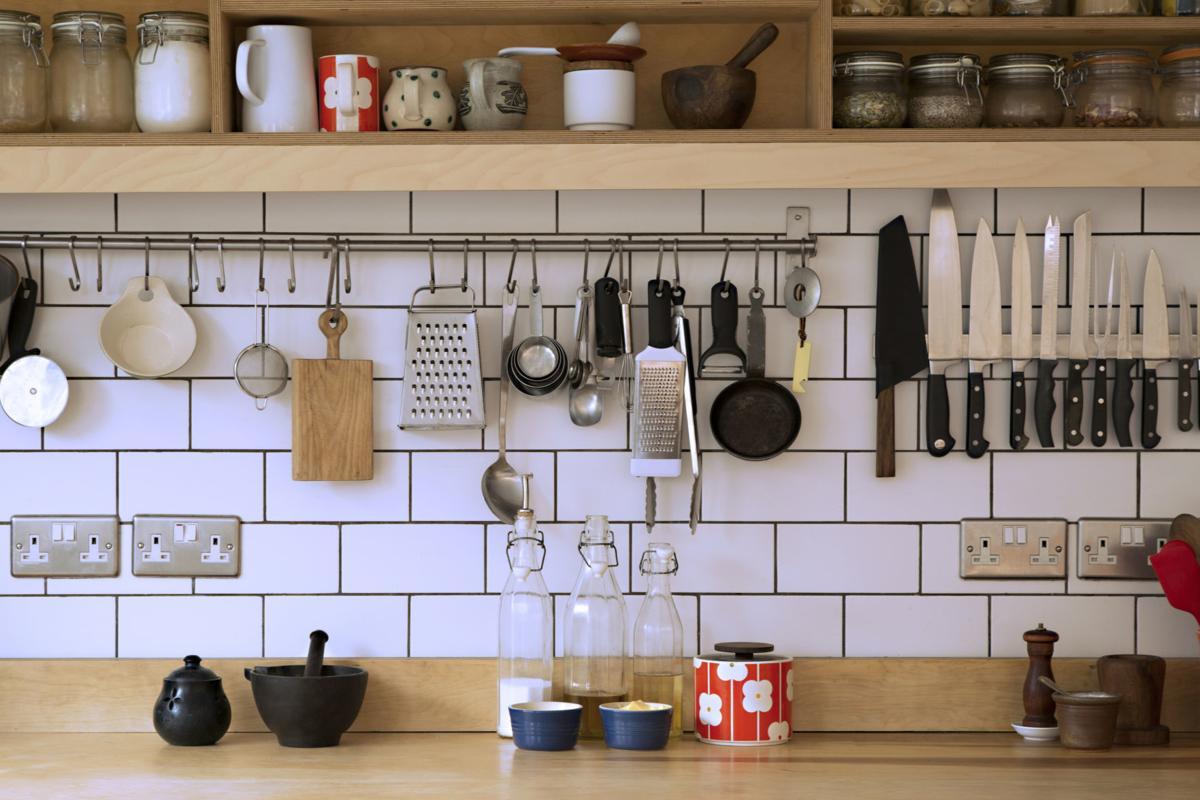 Mách bạn 5 cách sắp xếp nhà bếp gọn gàng và sạch sẽ - Ảnh 5.