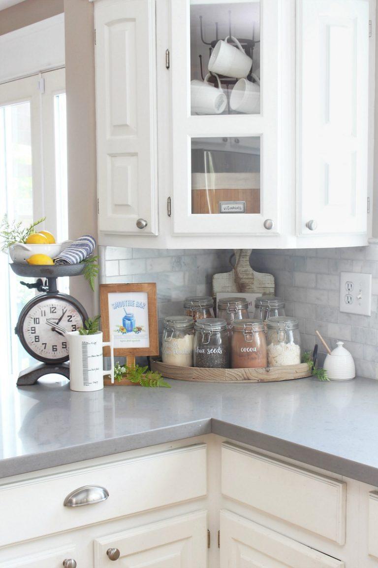 Mách bạn 5 cách sắp xếp nhà bếp gọn gàng và sạch sẽ - Ảnh 7.
