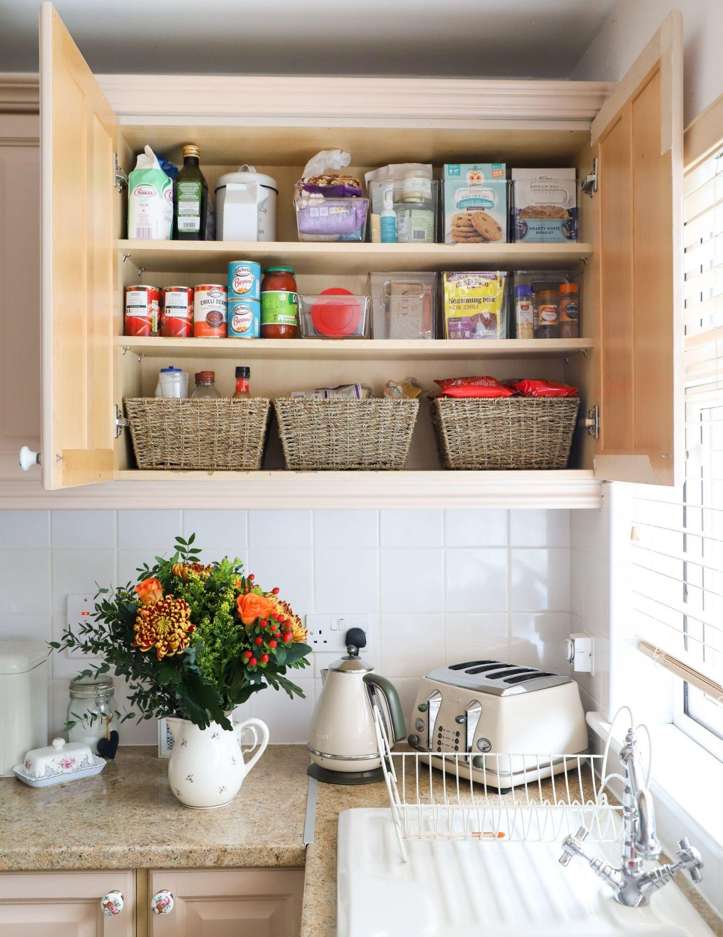 Mách bạn 5 cách sắp xếp nhà bếp gọn gàng và sạch sẽ - Ảnh 3.
