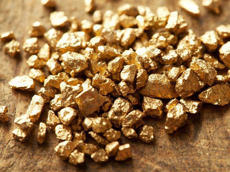 Giá vàng hôm nay 12/5: Vàng SJC bất ngờ giảm - Ảnh 1.
