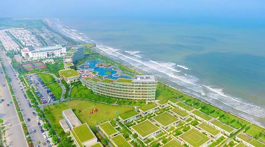 FLC được giao hơn 34.000 m2 đất xây khu đô thị tại Sầm Sơn, Thanh Hóa - Ảnh 1.