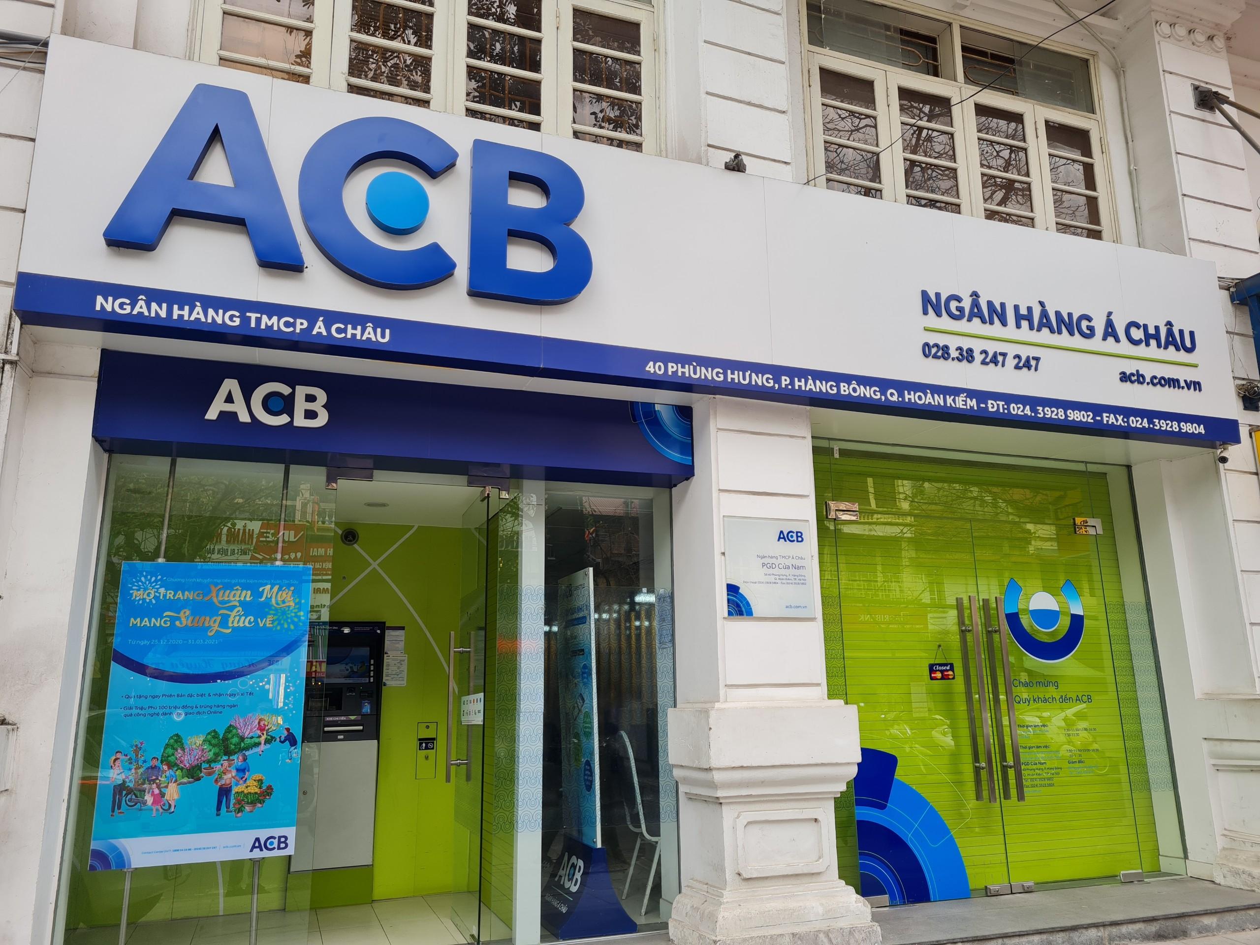 'ACB có thể cần hơn hai năm xử lý tài sản thế chấp của một khách hàng doanh nghiệp lớn' - Ảnh 1.