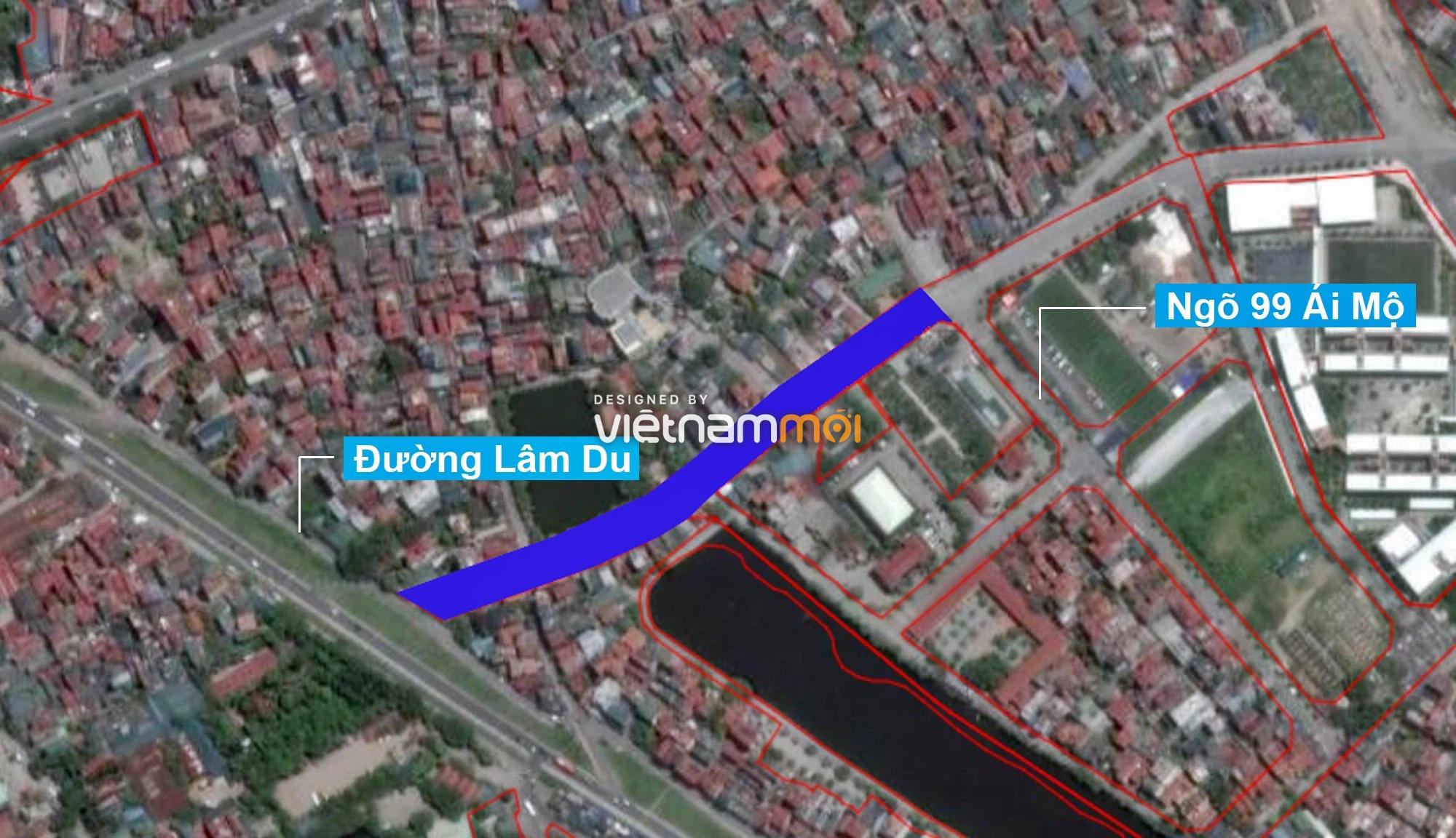 Những khu đất sắp thu hồi để mở đường ở phường Bồ Đề, Long Biên, Hà Nội (phần 1) - Ảnh 2.