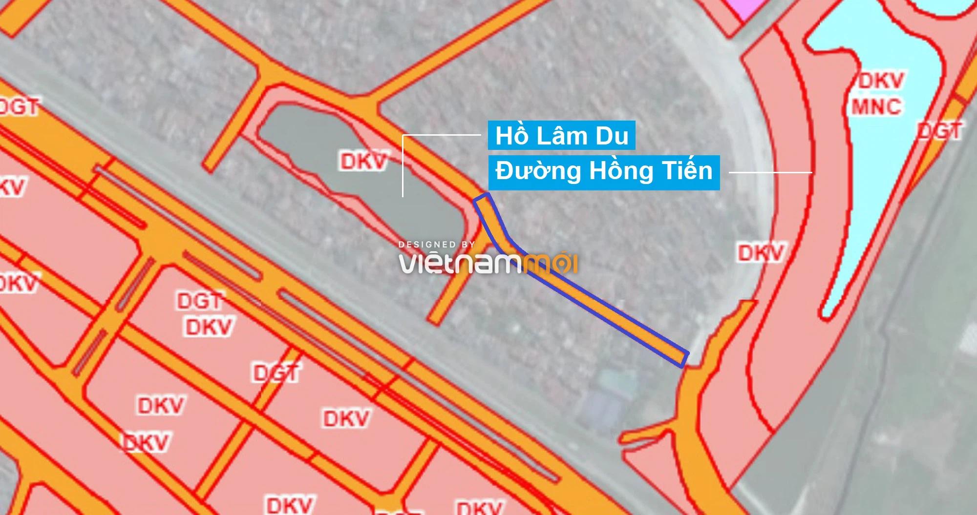 Những khu đất sắp thu hồi để mở đường ở phường Bồ Đề, Long Biên, Hà Nội (phần 1) - Ảnh 6.