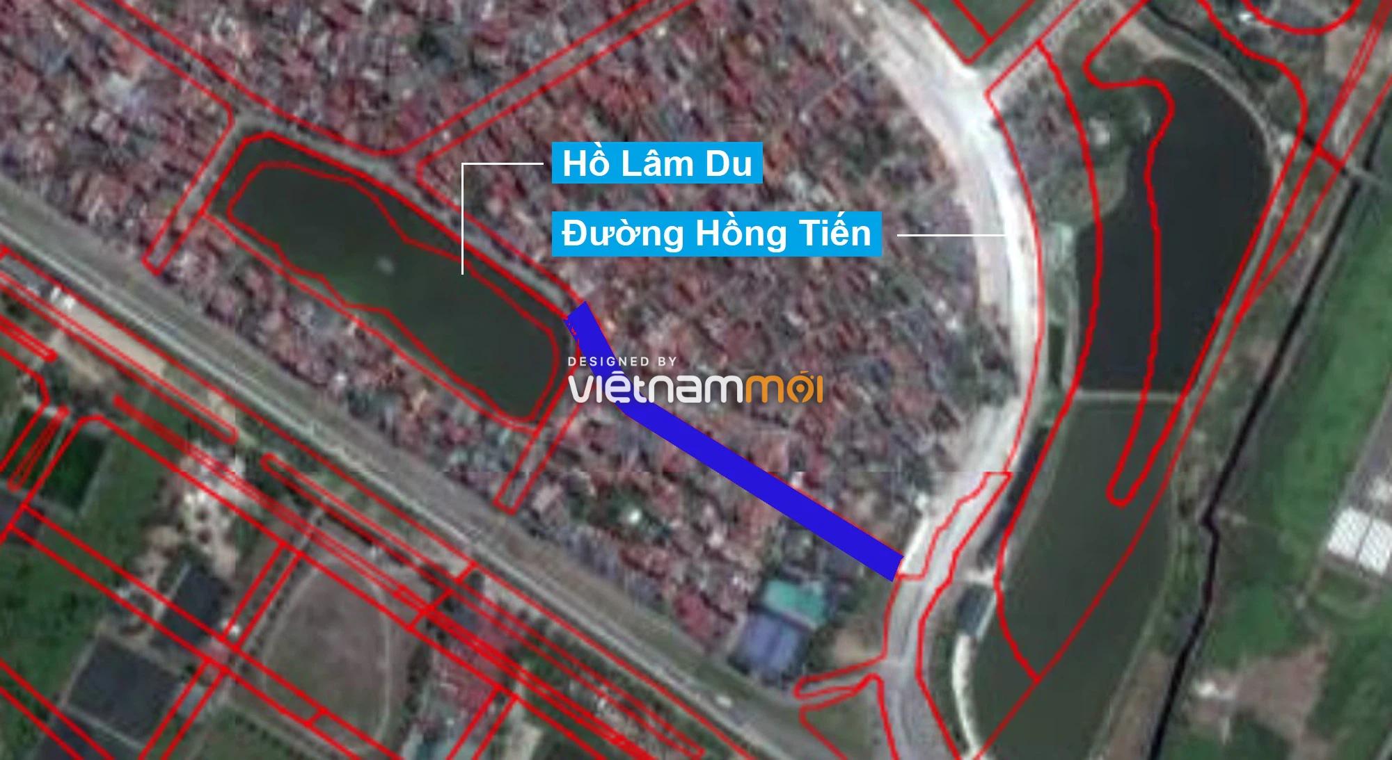 Những khu đất sắp thu hồi để mở đường ở phường Bồ Đề, Long Biên, Hà Nội (phần 1) - Ảnh 7.