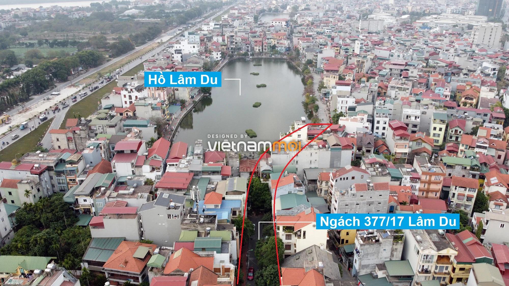 Những khu đất sắp thu hồi để mở đường ở phường Bồ Đề, Long Biên, Hà Nội (phần 1) - Ảnh 8.