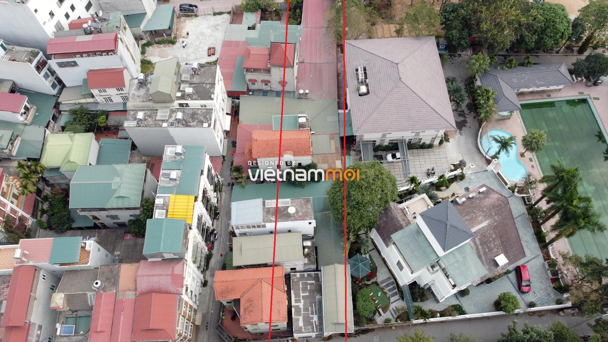 Những khu đất sắp thu hồi để mở đường ở phường Bồ Đề, Long Biên, Hà Nội (phần 1) - Ảnh 11.