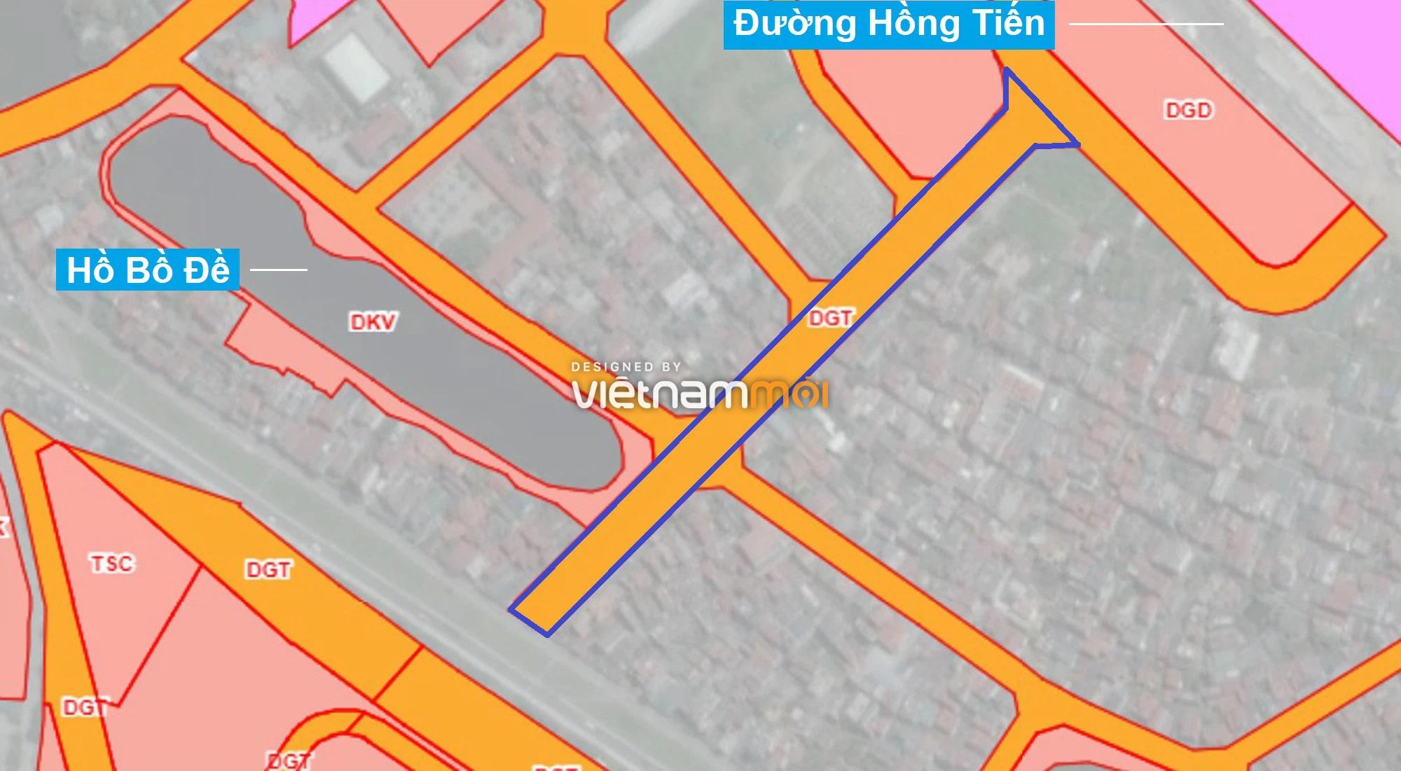 Những khu đất sắp thu hồi để mở đường ở phường Bồ Đề, Long Biên, Hà Nội (phần 1) - Ảnh 14.