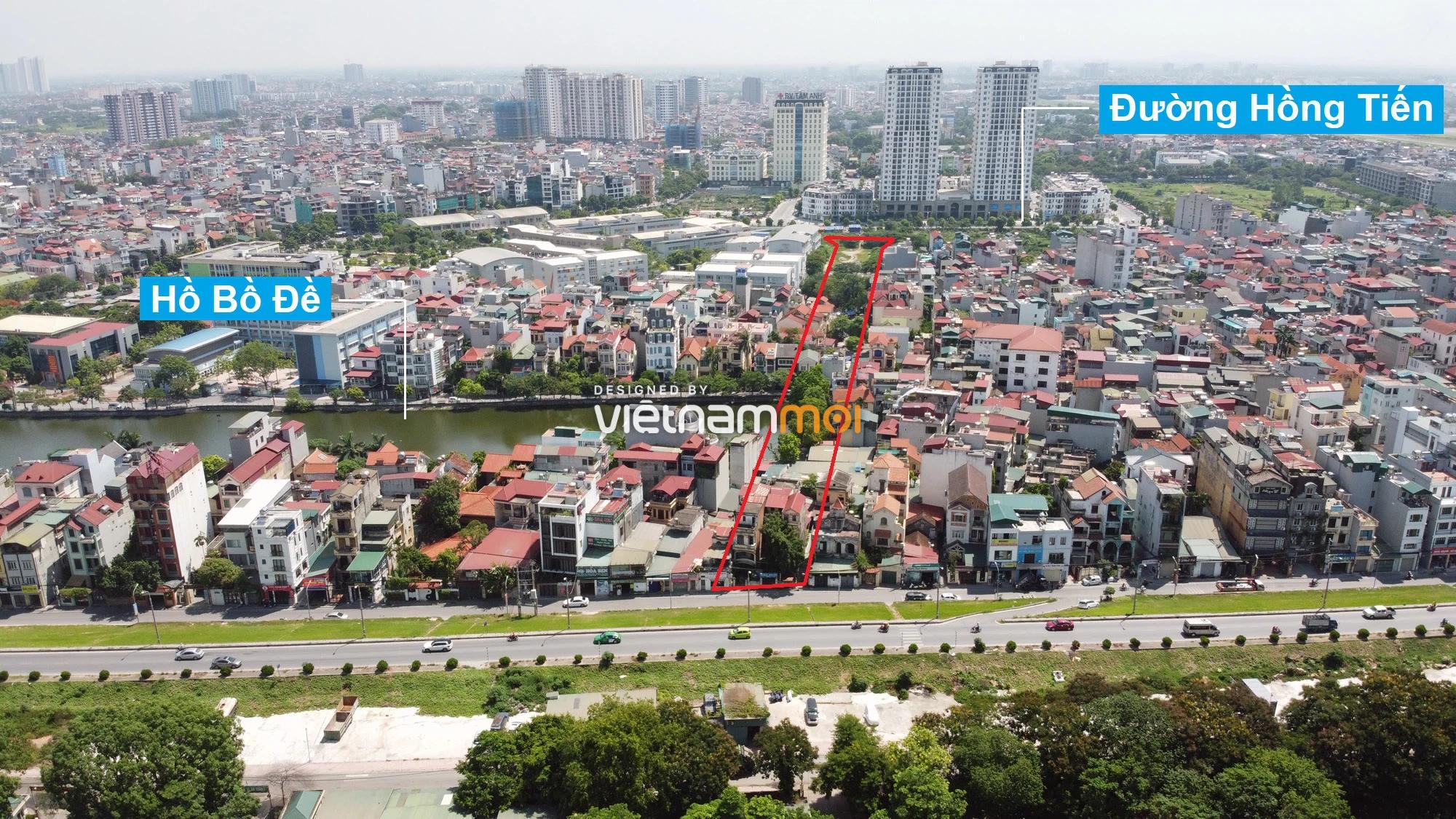 Những khu đất sắp thu hồi để mở đường ở phường Bồ Đề, Long Biên, Hà Nội (phần 1) - Ảnh 16.