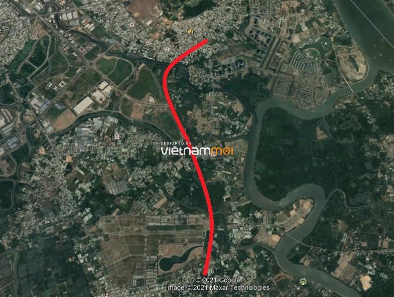 chợ Gò Công tới đường Nguyễn Duy Trinh - Ảnh 3.