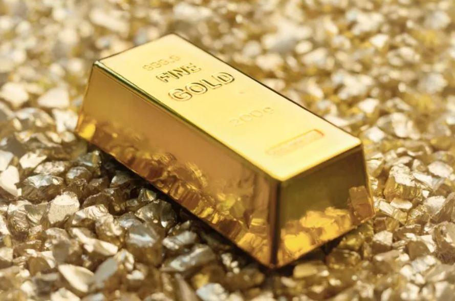 Giá vàng hôm nay 13/5: Vàng giảm khi chỉ số USD index và lợi suất trái phiếu tăng - Ảnh 1.