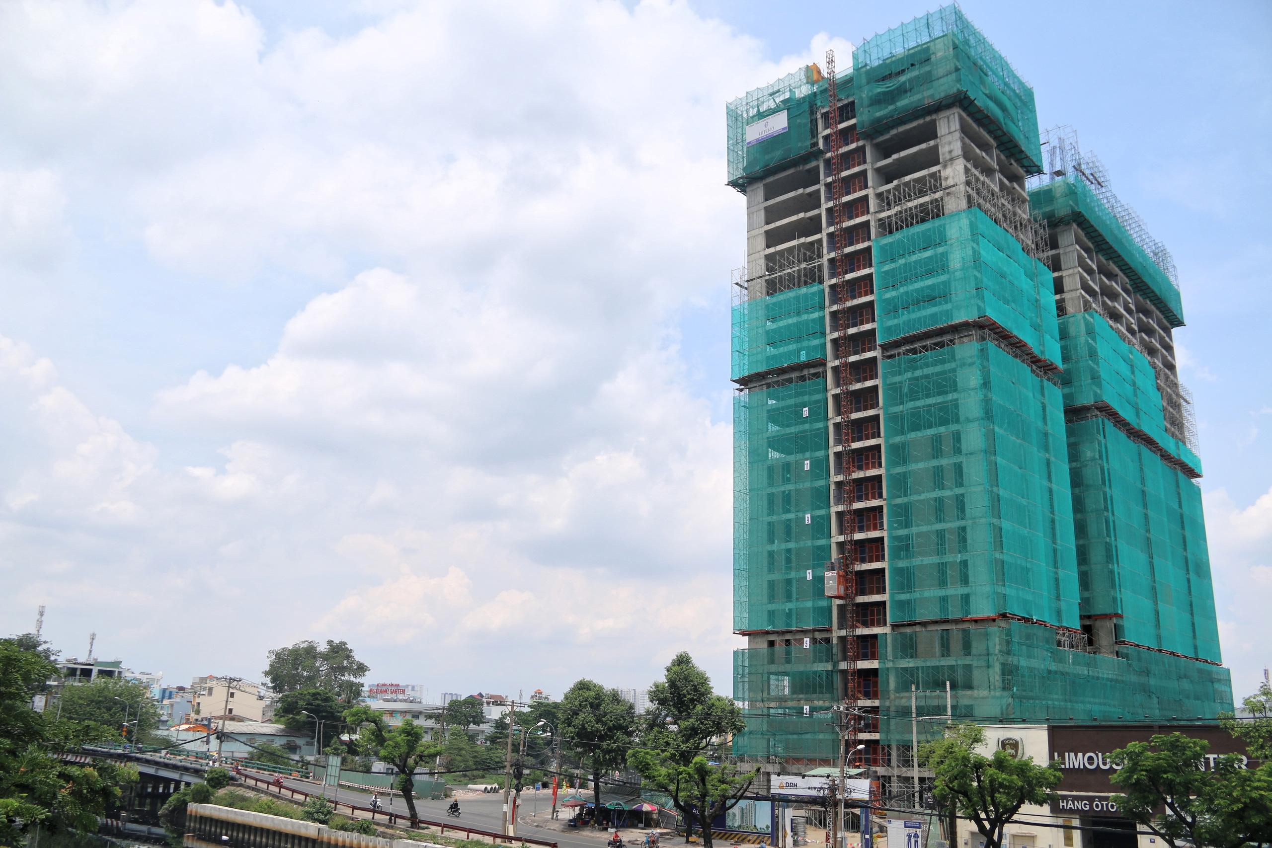 Loạt cao ốc trên Đại lộ Đông - Tây [Phần 1]: Đại lộ Võ Văn Kiệt - Ảnh 7.