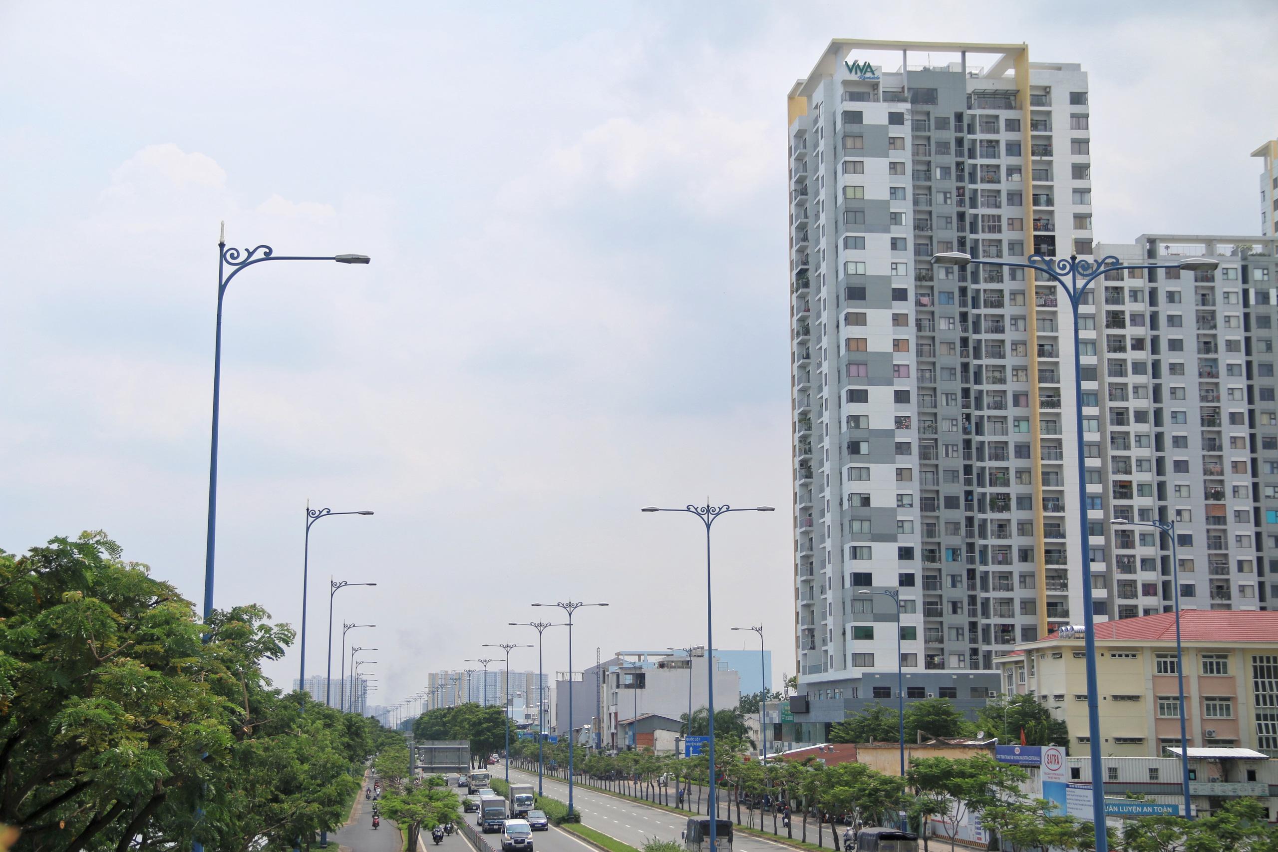 Loạt cao ốc trên Đại lộ Đông - Tây [Phần 1]: Đại lộ Võ Văn Kiệt - Ảnh 9.