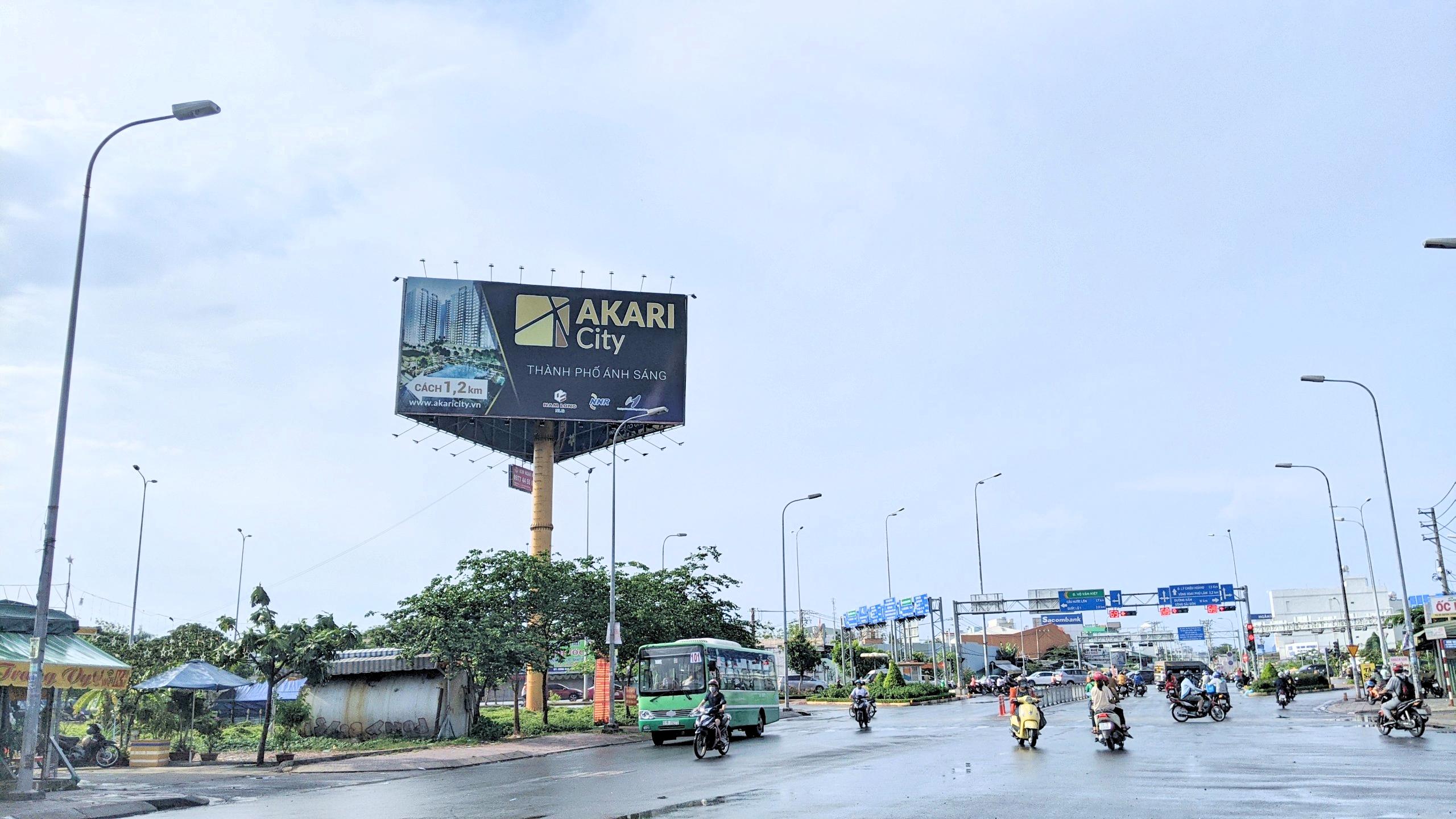 Loạt cao ốc trên Đại lộ Đông - Tây [Phần 1]: Đại lộ Võ Văn Kiệt - Ảnh 2.