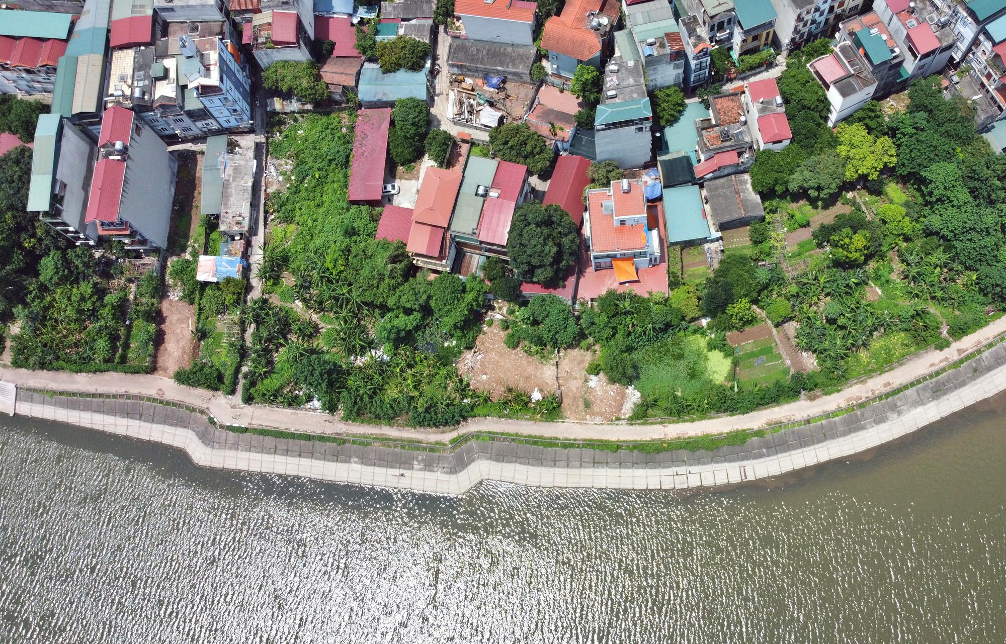 Cận cảnh những 'bán đảo' ngay giữa trung tâm Hà Nội - Ảnh 14.