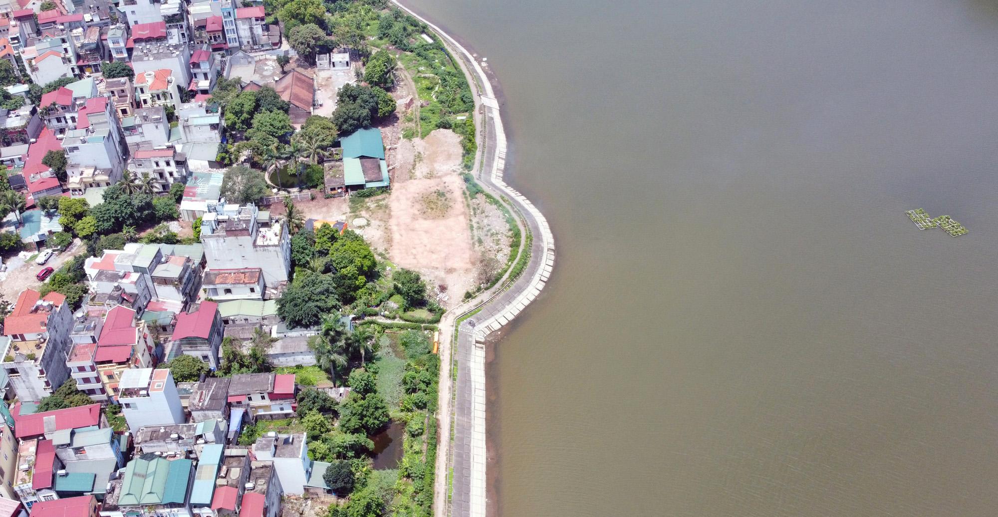 Cận cảnh những 'bán đảo' ngay giữa trung tâm Hà Nội - Ảnh 16.