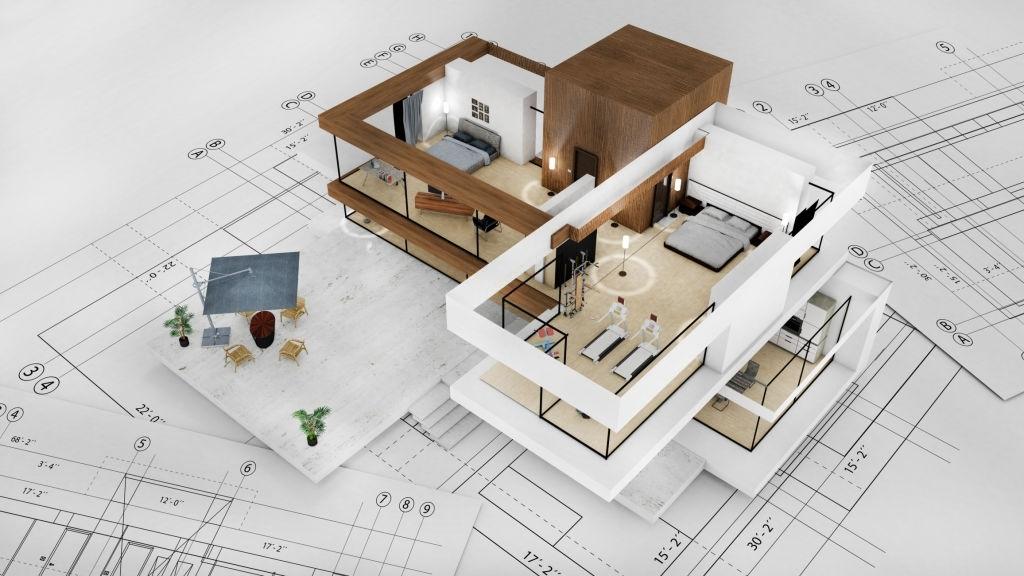 Gợi ý cách tính diện tích nhà phố đơn giản nhất hiện nay - Ảnh 1.