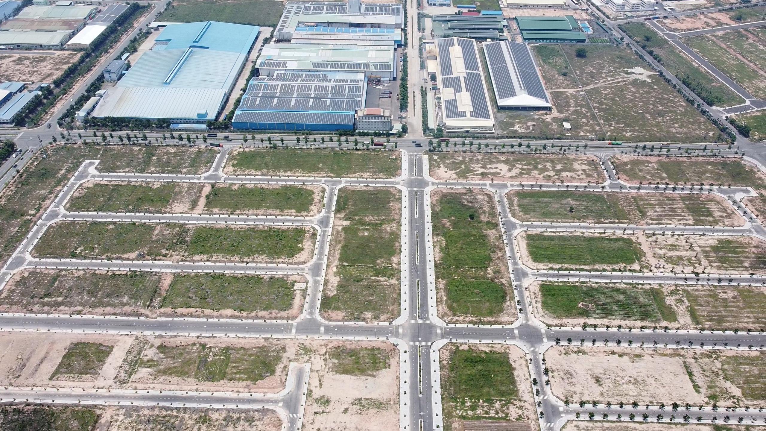 Cận cảnh 4 khu đất khoảng 1.000 tỷ ông Dũng 'lò vôi' tặng quỹ phòng chống COVID-19 - Ảnh 3.