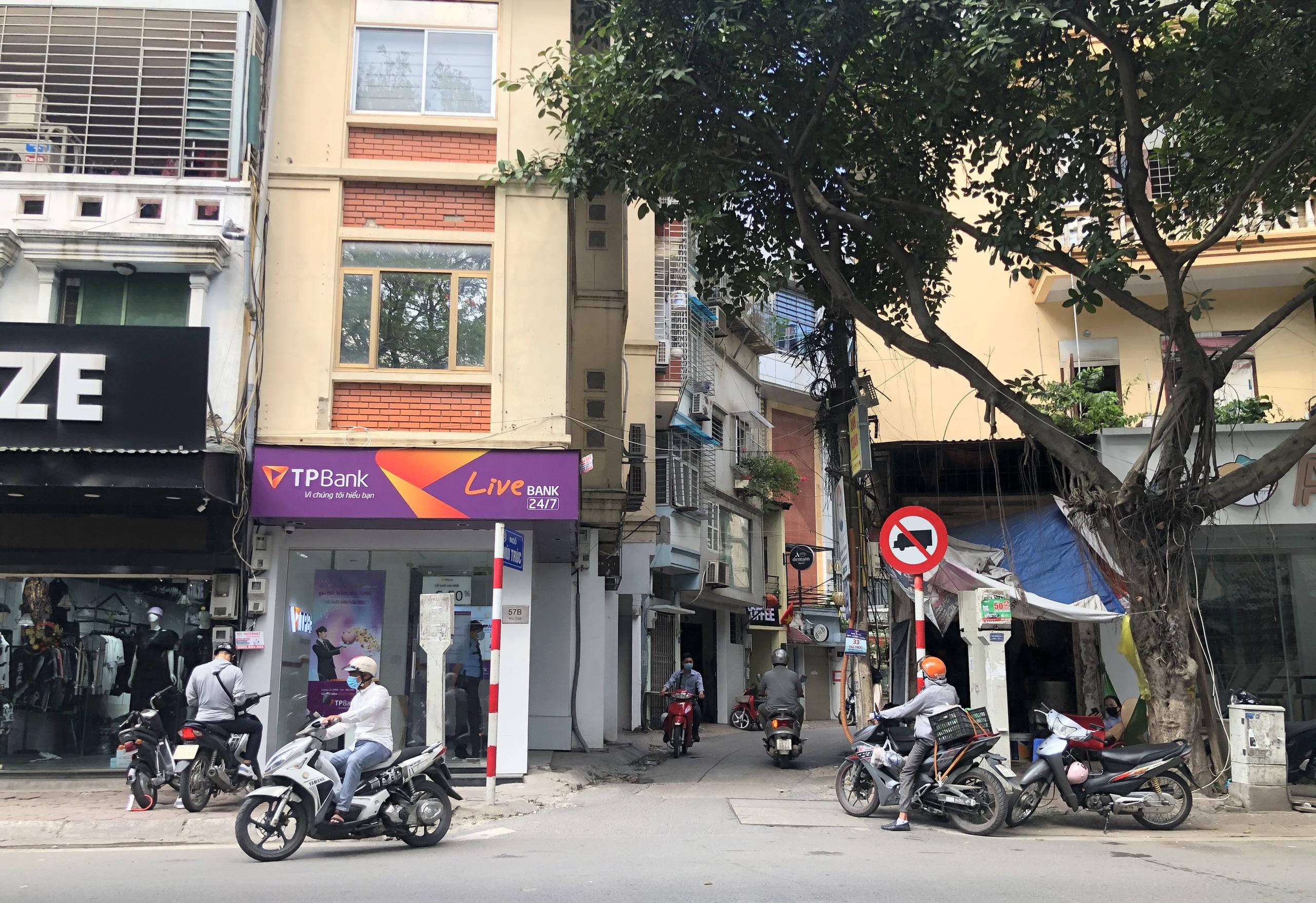 Đường sắp mở theo quy hoạch ở phường Kim Mã, Ba Đình, Hà Nội (phần 2): Mở rộng phố Núi Trúc  - Ảnh 7.