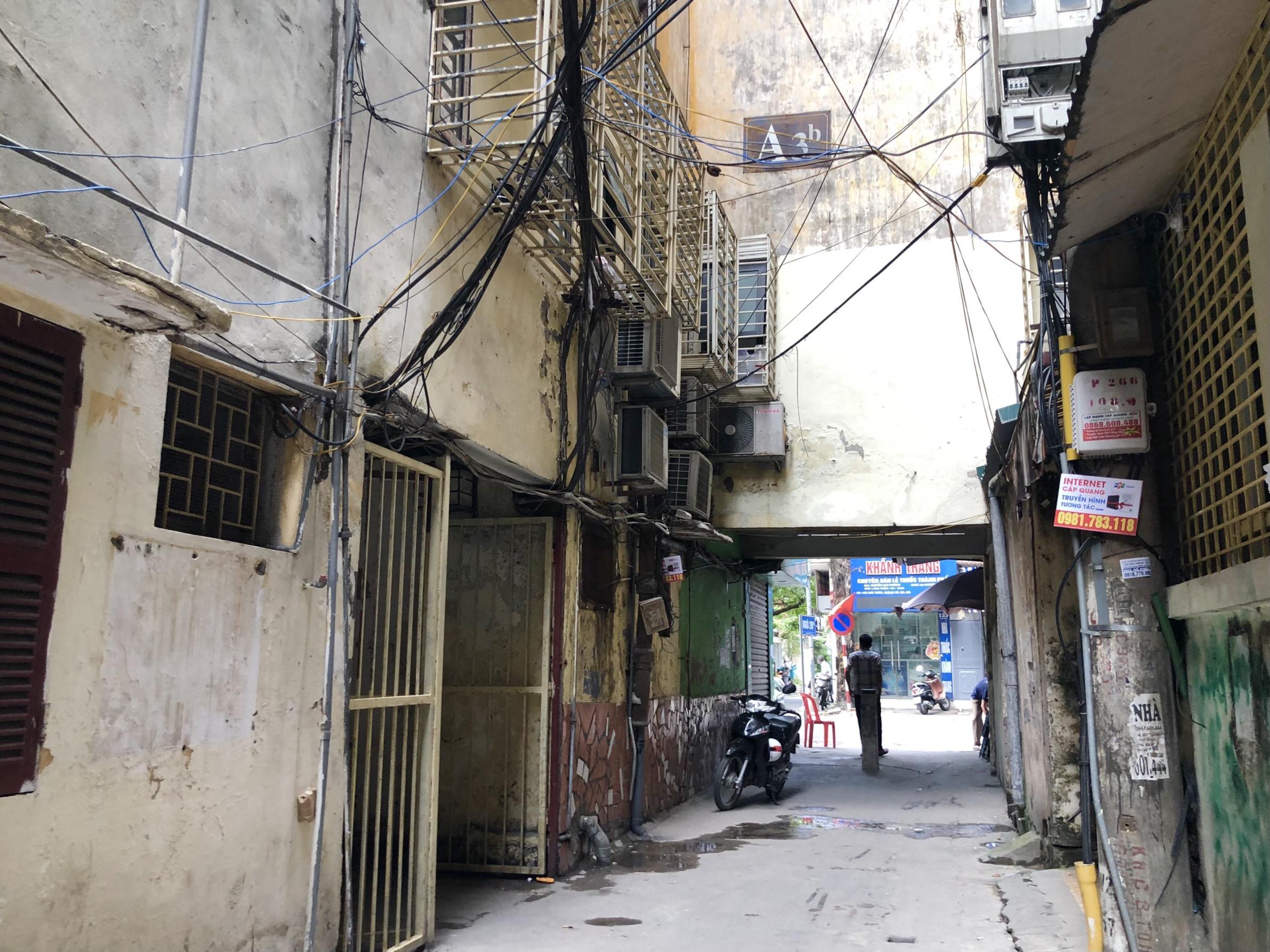 Đường sắp mở theo quy hoạch ở phường Kim Mã, Ba Đình, Hà Nội (phần 2): Mở rộng phố Núi Trúc  - Ảnh 9.
