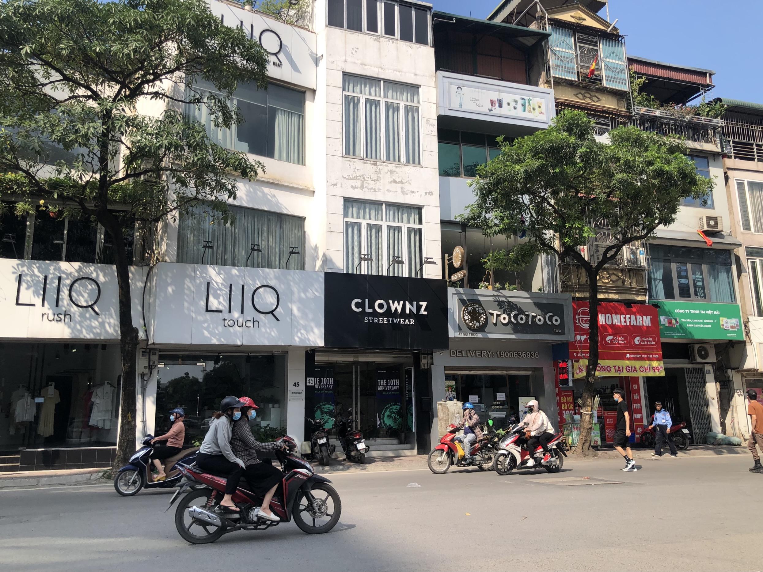 Đường sắp mở theo quy hoạch ở phường Kim Mã, Ba Đình, Hà Nội (phần 2): Mở rộng phố Núi Trúc  - Ảnh 6.