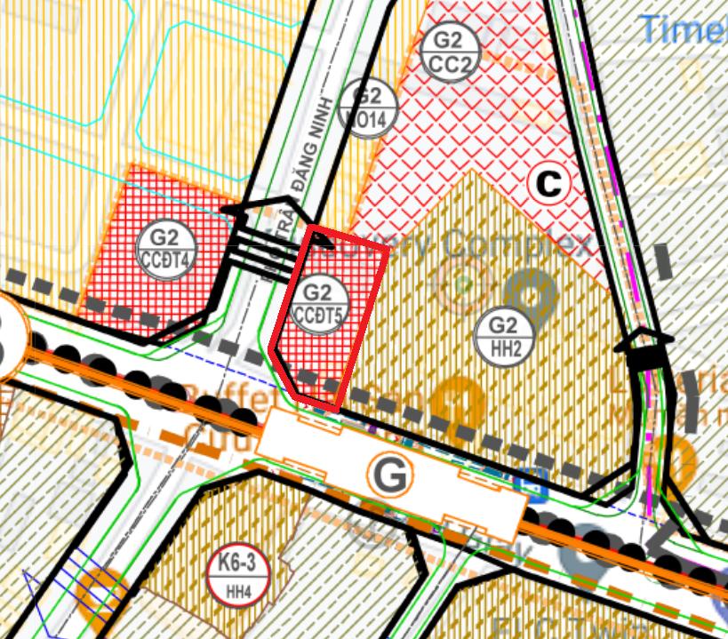 Những khu đất dính quy hoạch ở phường Dịch Vọng, Cầu Giấy, Hà Nội - Ảnh 2.