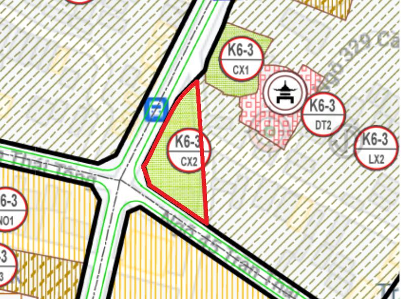 Những khu đất dính quy hoạch ở phường Dịch Vọng, Cầu Giấy, Hà Nội - Ảnh 8.