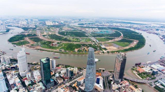 TP HCM đấu giá lại 3.790 căn hộ tái định cư bỏ hoang ở Thủ Thiêm, khởi điểm 9.900 tỷ đồng - Ảnh 1.