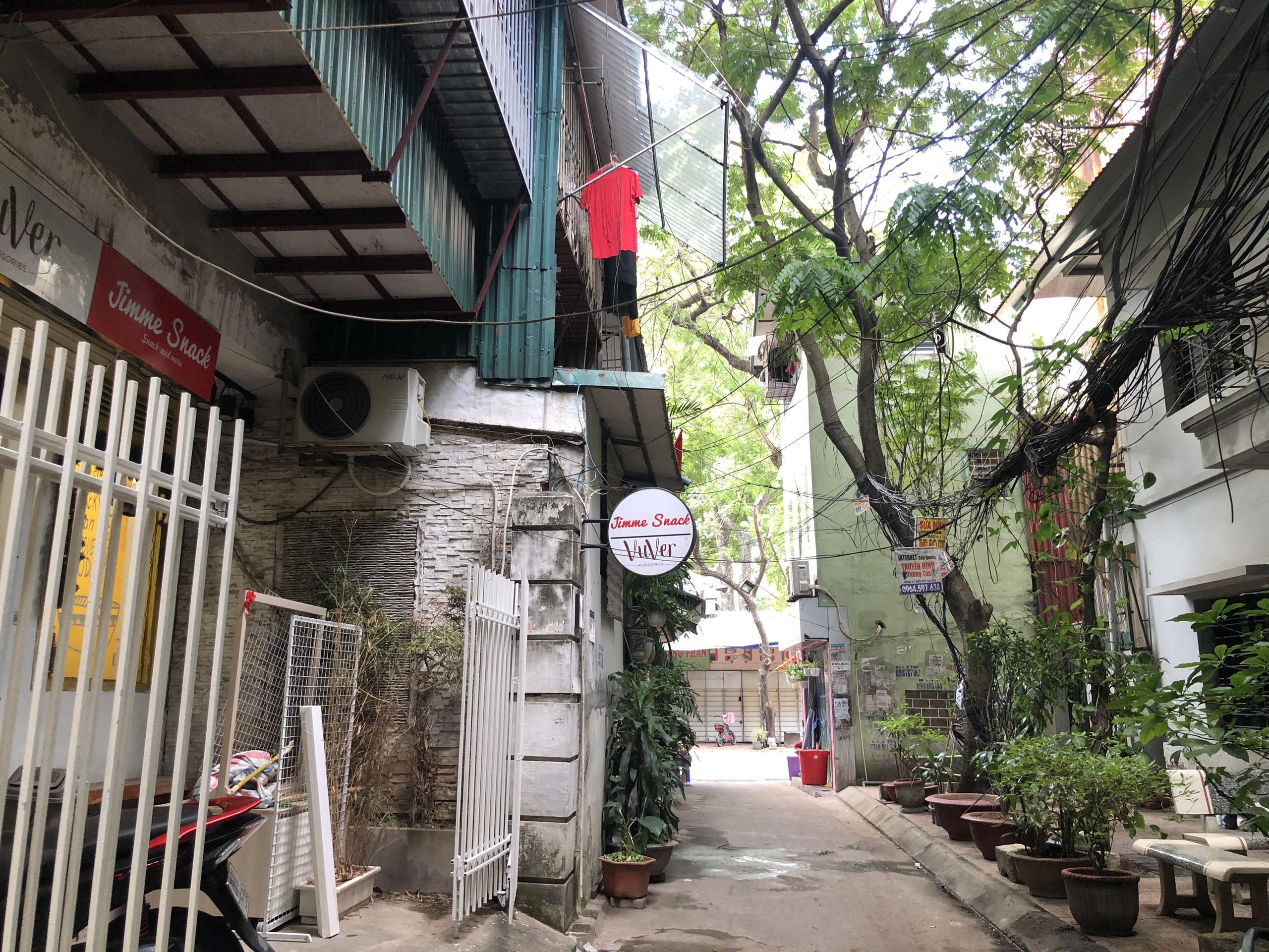 Đường sắp mở theo quy hoạch ở phường Kim Mã, Ba Đình, Hà Nội (phần 2): Mở rộng phố Núi Trúc  - Ảnh 10.